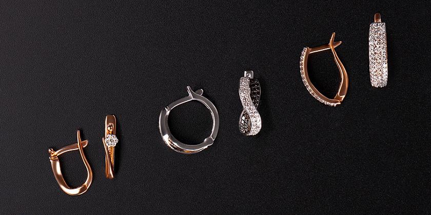 Ювелирные украшения бренда Золотов